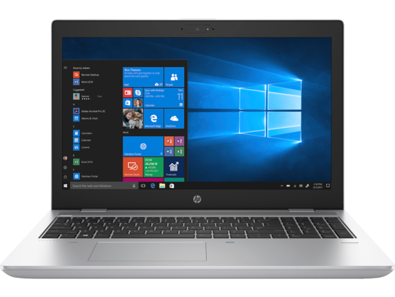 HP ProBook 650 G4 Notebook PC - Customizable - Center