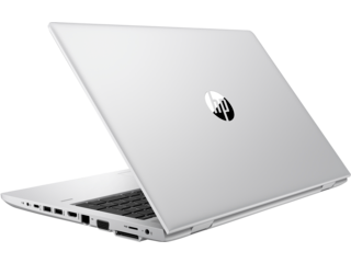 HP ProBook 650 G4 Hexa-core Notebook PC - Customizable - Img_Left rear_320_240