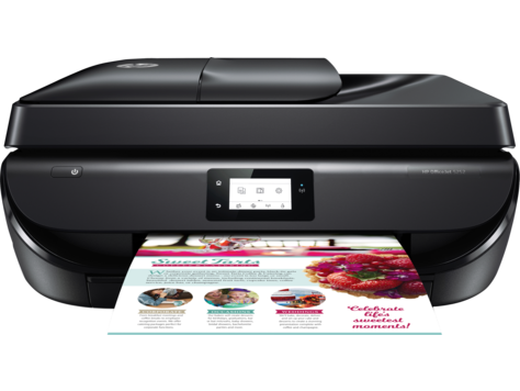 HP OfficeJet 5252 All-in-One Printer