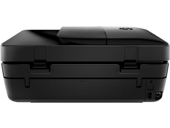 HP OfficeJet 4650 All-in-One Printer - Rear