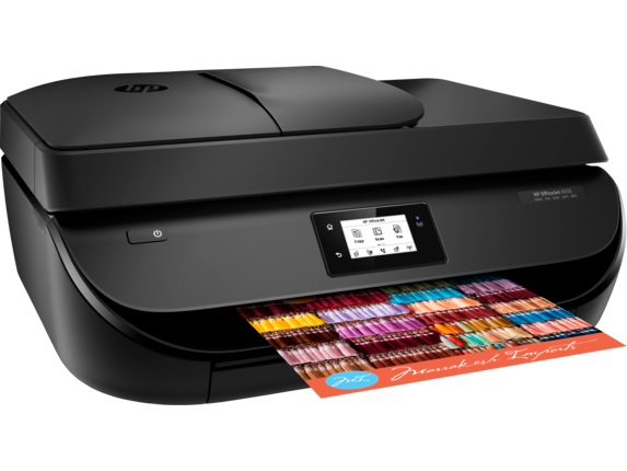 HP OfficeJet 4650 All-in-One Printer - Right
