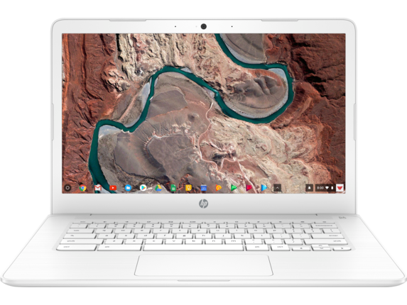 HP Chromebook - 14-ca030nr - Center