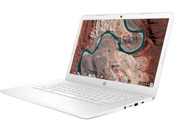 HP Chromebook - 14-ca030nr - Left
