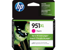 HP 951XL High Yield Magenta Original Ink Cartridge