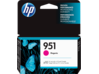 HP 951 Magenta Original Ink Cartridge - Center