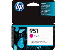 HP 951 Magenta Original Ink Cartridge
