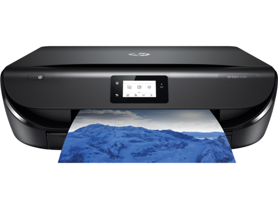 HP ENVY 5055 All-in-One Printer - Center