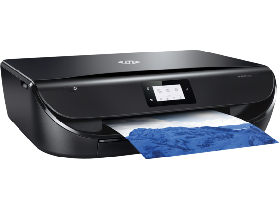 HP ENVY 5055 All-in-One Printer - Right
