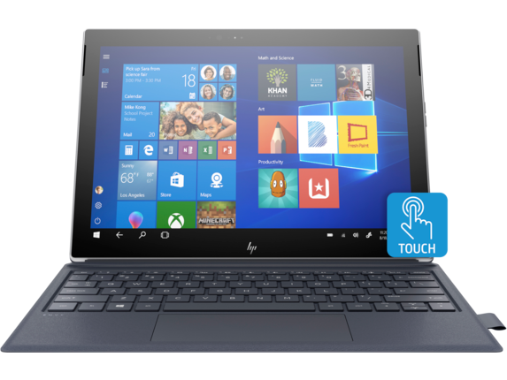 HP ENVY x2 - 12-e011nr - Center