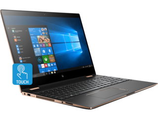 HP Spectre x360 15t Touch Laptop - Gfx Plus