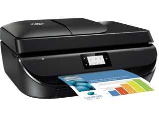 HP OfficeJet 5255 All-in-One Printer