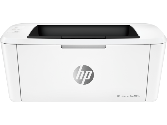 HP LaserJet Pro M15w Printer - Center