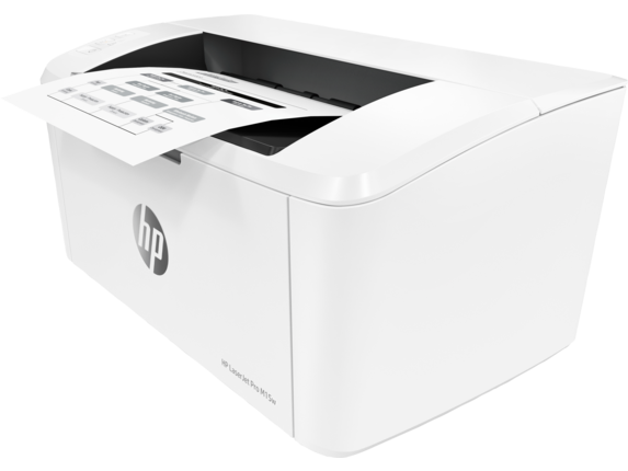 HP LaserJet Pro M15w Printer - Left