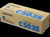 Samsung CLT-C503S Cyan Toner Cartridge