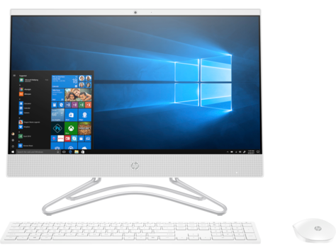 HP All-in-One - 22-c0049