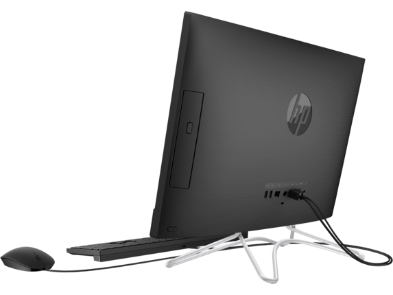 HP All-in-One - 22-c0025xt - Left rear