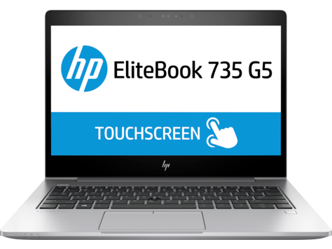 HP EliteBook 735 G5 notebook-pc