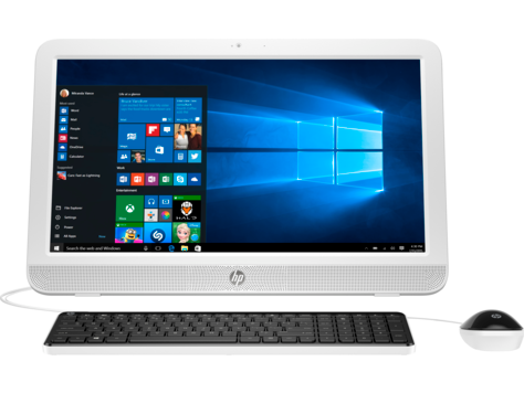 HP 20-e000 All-in-One Desktop PC series