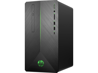 HP Pavilion Gaming Desktop 690-0020