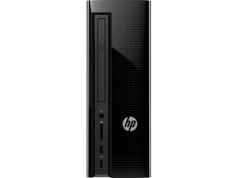 HP Slimline 260-p100 desktop-pc serie
