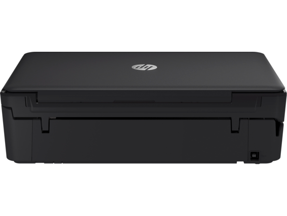 HP ENVY 4500 e-All-in-One Printer - Rear