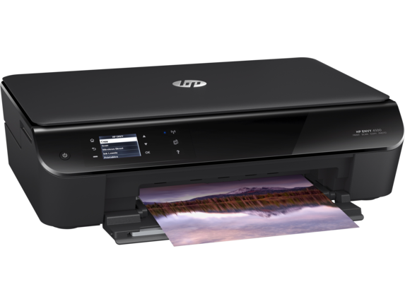 hp envy 4500 e-all-in-one printer software