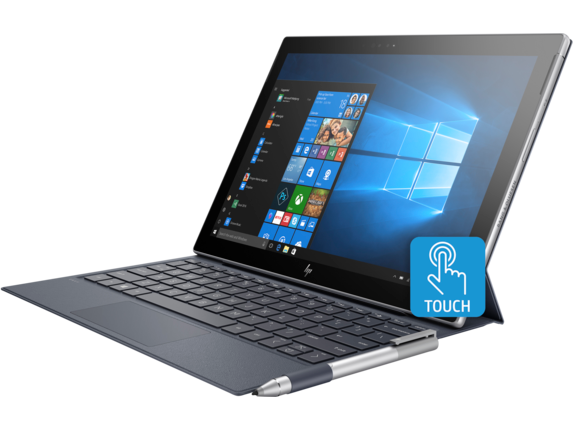 HP ENVY x2 - 12-g018nr - Left