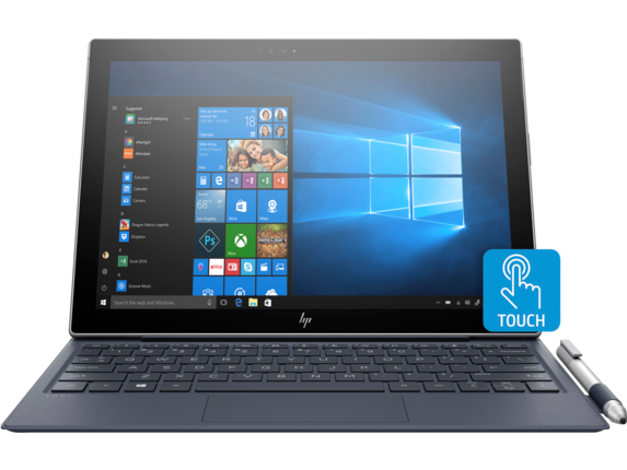 HP ENVY x2 - 12-g018nr - Center