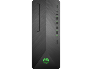 HP Pavilion Gaming Desktop 790-0045se