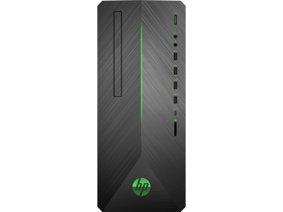 HP Pavilion Gaming Desktop - 790-0050xt - Center