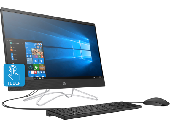 HP All-in-One 24-f0045z - Right