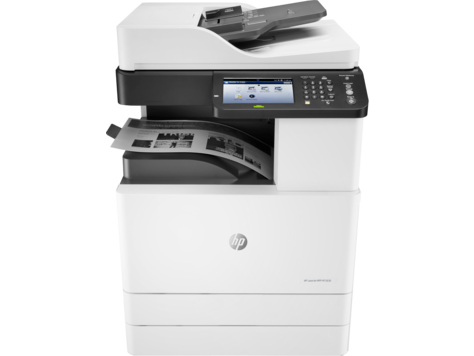 HP LaserJet MFP M72630dn printer