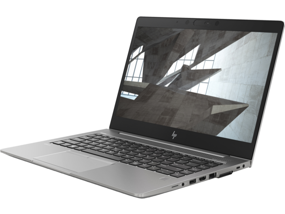 HP ZBook 14u G5 Mobile Workstation - Customizable - Left