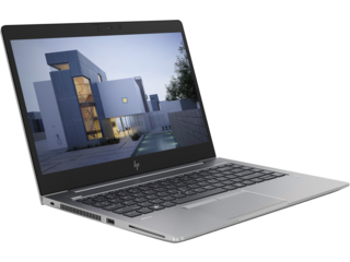 HP ZBook 14u G5 Mobile Workstation