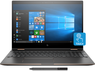 HP Spectre x360 Laptop - 15t touch Performance
