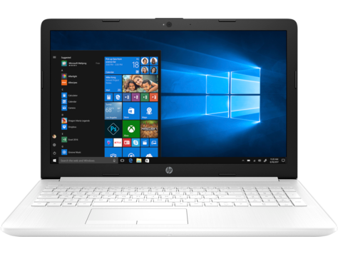 PC Notebook HP - 15-da0208ns