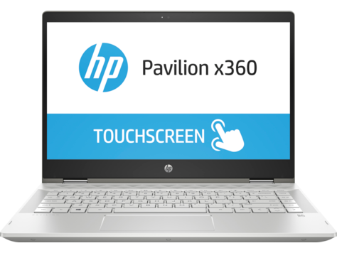 HP Pavilion x360 - 14-cd0014ns