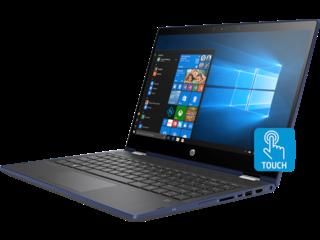 HP Pavilion x360 Convertible Laptop - 14t touch