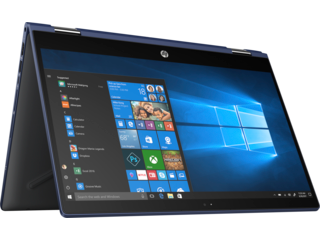 HP Pavilion x360 Convertible Laptop - 14t touch - Img_Right rear_320_240