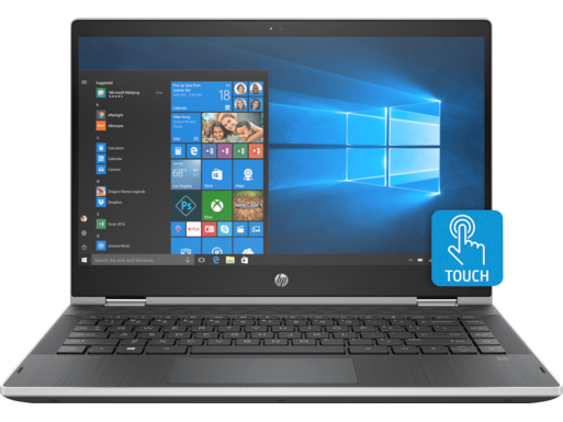 HP Pavilion x360 Laptop - 14t touch Best Value