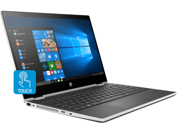 HP Pavilion x360 Laptop - 14t touch - Right