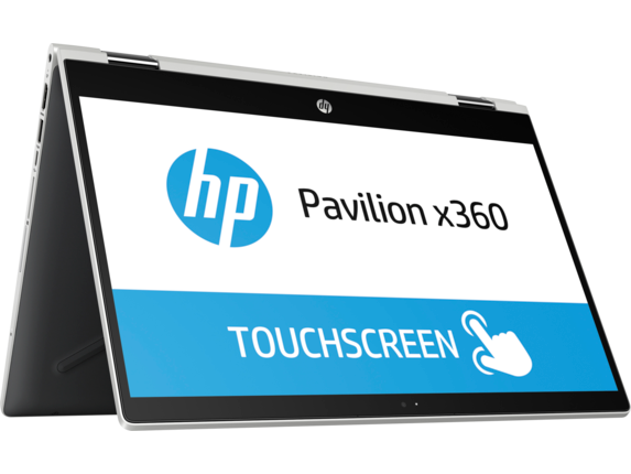 HP Pavilion x360 - 14-cd0011nr - Rear