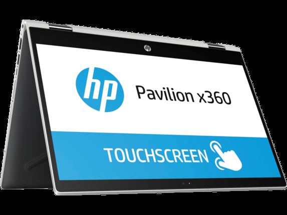 HP Pavilion x360 - 14-cd0011nr - Rear