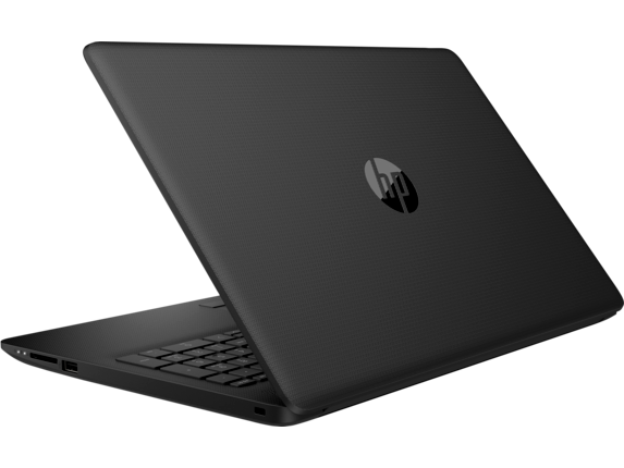 HP Laptop - 15t touch with Intel i7 - Left rear