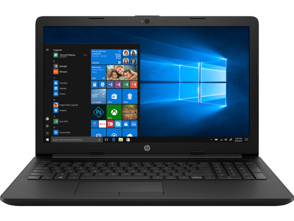 HP Laptop - 15t touch with Intel i7 - Center