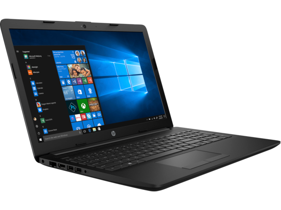 HP Laptop - 15t touch with Intel i7 - Right