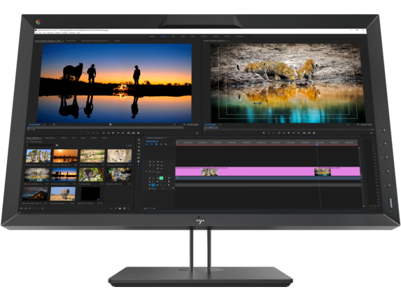 HP DreamColor Z27x G2 Studio Display - Center