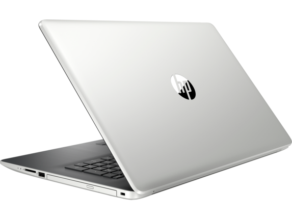 HP Laptop - 17z touch optional - Left rear