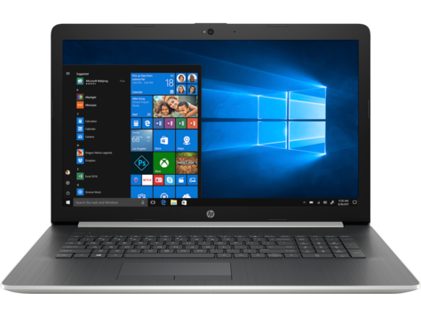 HP Notebook - 17-ca0000ns