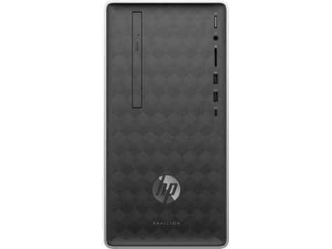 HP Pavilion 595-p0000 desktop-pc serie